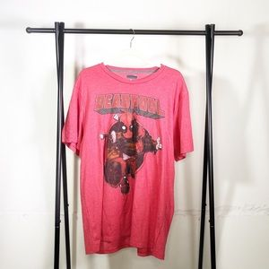 New Without Tags Deadpool Marvel Tshirt Size XL